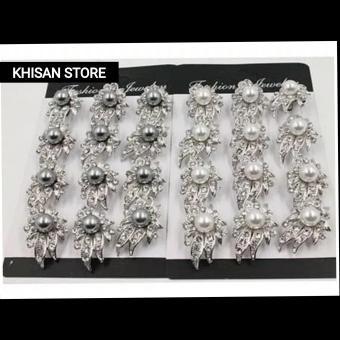 Pencari Harga Bross Hijab Jilbab Etnik Acesoris Mutiara Permata Muslim / Khisan Store terbaik murah - Hanya Rp25.270