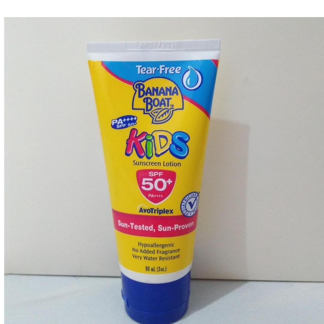 Buy Sell Cheapest Kids Sunblock Ltn Best Quality Product Deals Banana Boat Baby Suncreen Tear Free Spf 50 Tidak Perih Dimata Sunscreen Pa 90ml Original 100
