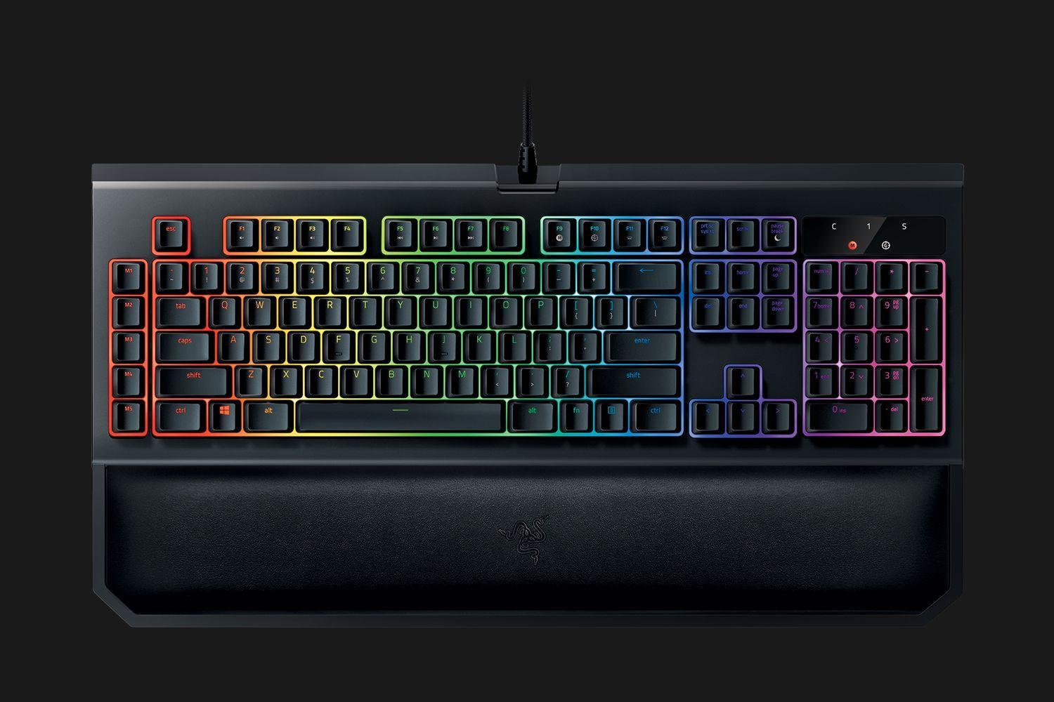 Razer Keyboard Blackwidow Chroma V2