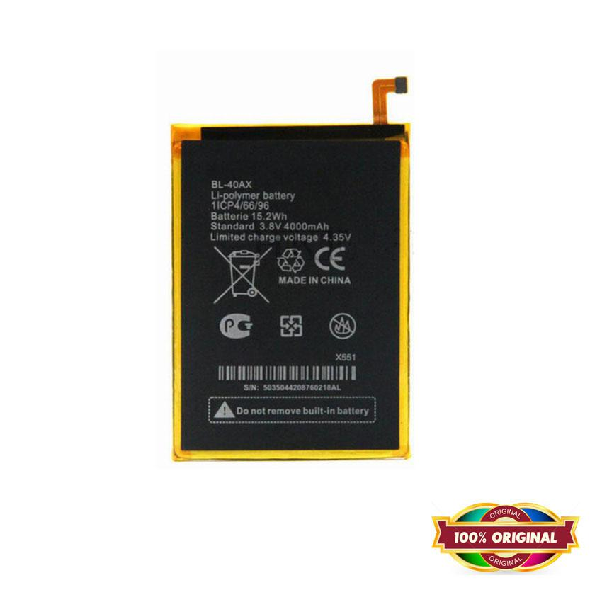 Original Battery for Infinix Hot Note / X551 - 4000mAh - Garansi 1 Bulan