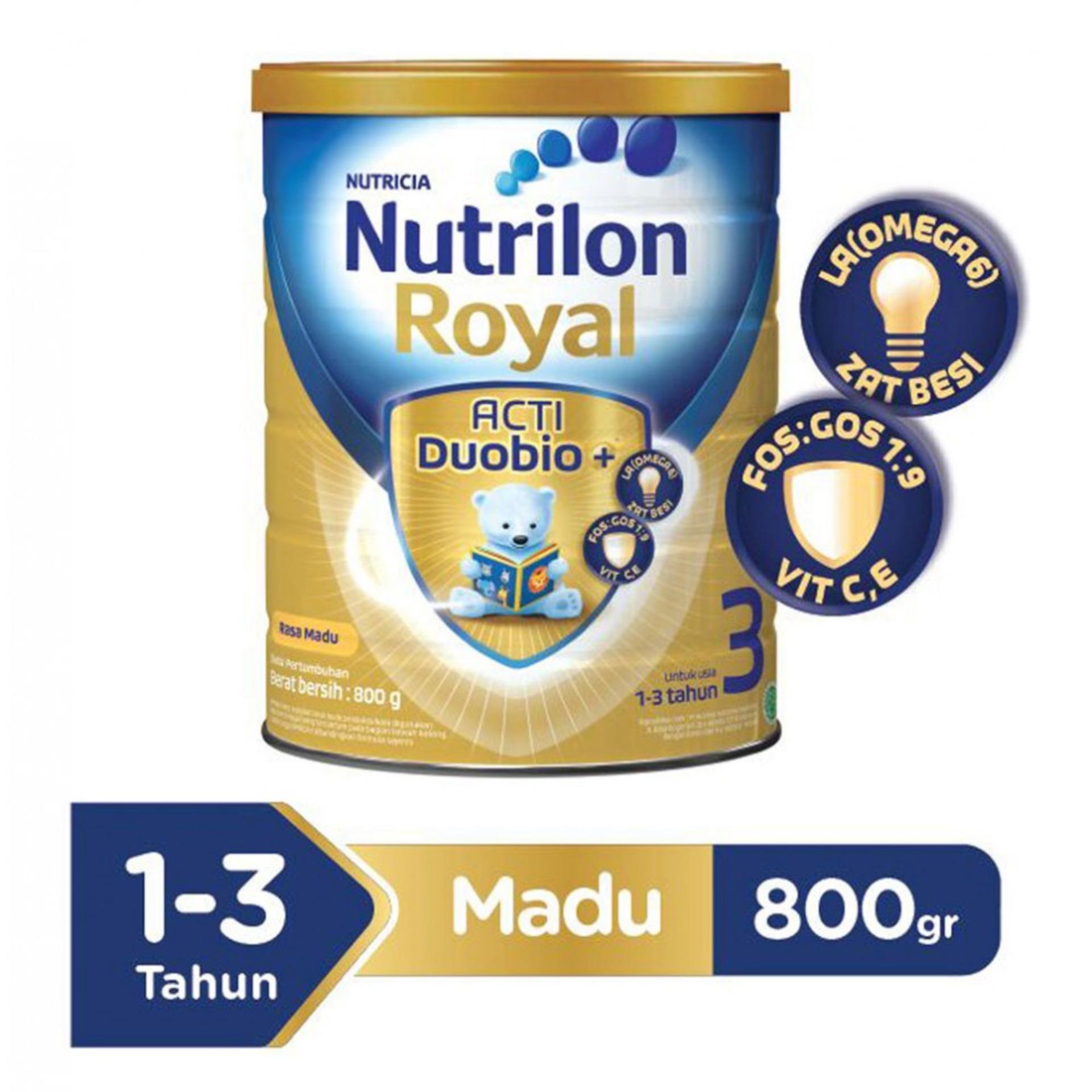 Harga Hwi Mr Pro Madu Murni Propolis Penambah Nafsu Makan Penggemuk Nutrilon Royal Pronutra Tahap 3 800gr