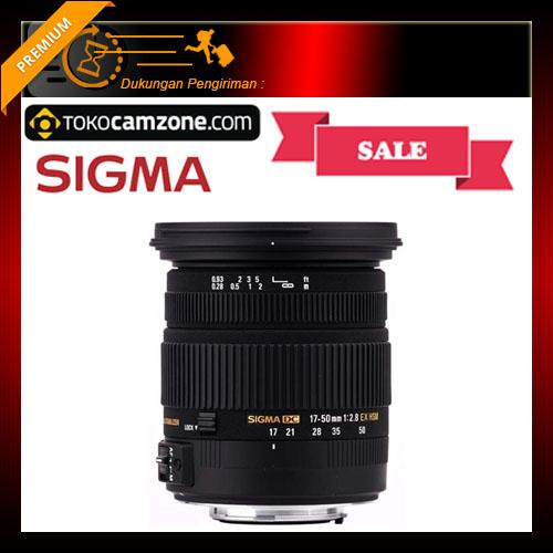 Sigma For Canon 17-70mm F/2.8-4 DC Macro OS HSM C