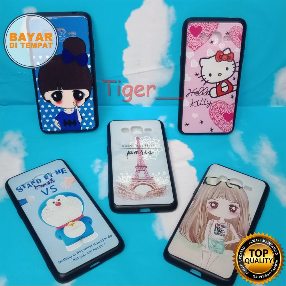 ... Free Tempered Glass -. Source · Softcase/Case Jellycase Karakter Gambar 3D Boneka Samsung Galaxy J2Prime - PM2902