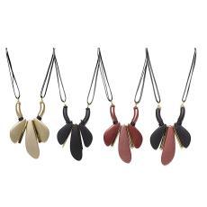 OFASHION Colorful Accessories Kalung Wanita Panjang 79 CM Necklace CA -180802-K011
