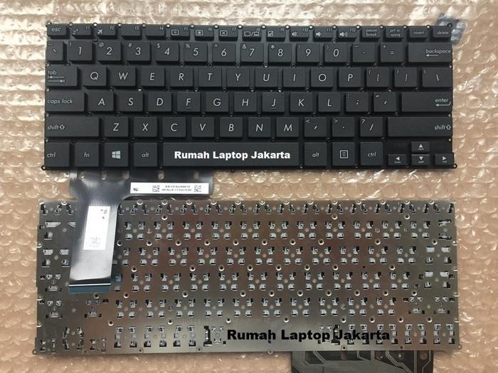 Promo Keyboard Laptop Asus E202SA E202MA E202 E202S E202M TP201SA Hitam original