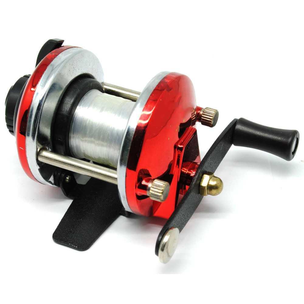 Reel Pancing Bahan Aluminium dan gear berkualitas Fishing Reel Rasio Gear 3:6:1