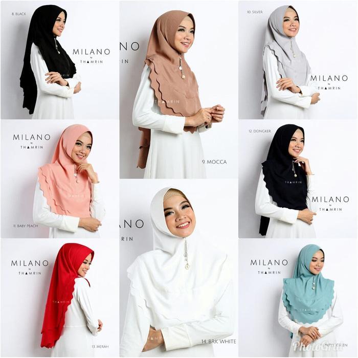 Khimar MILANO by thamrin A3419