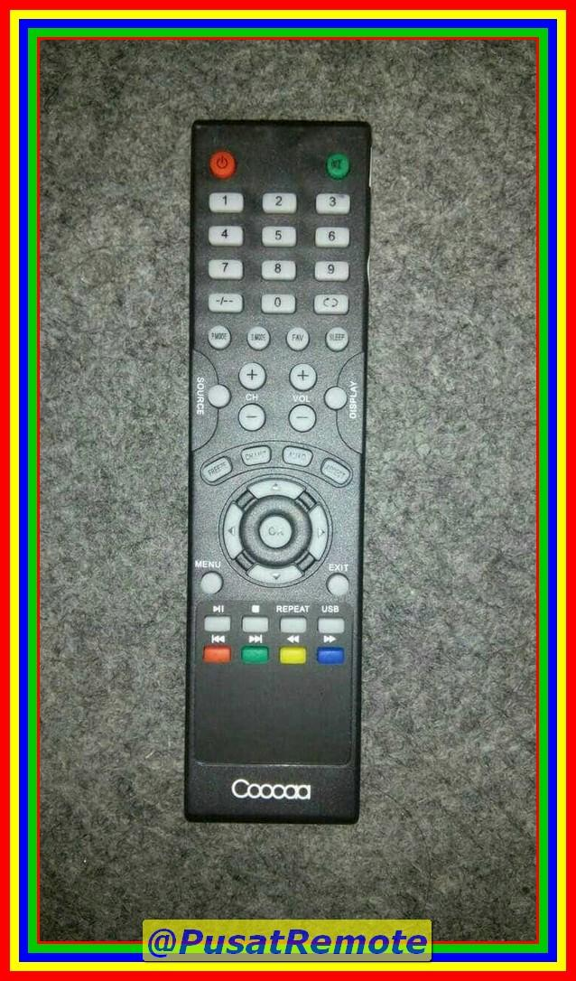 Remot Remote TV Cocoa Coocaa Cocaa LED 32E20W 32E21W