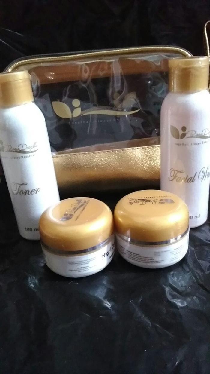 Buy Sell Cheapest Baru Rd Best Quality Product Deals Indonesian Cream Paket Toner 30gram Racikan Dokter Original Holo Big