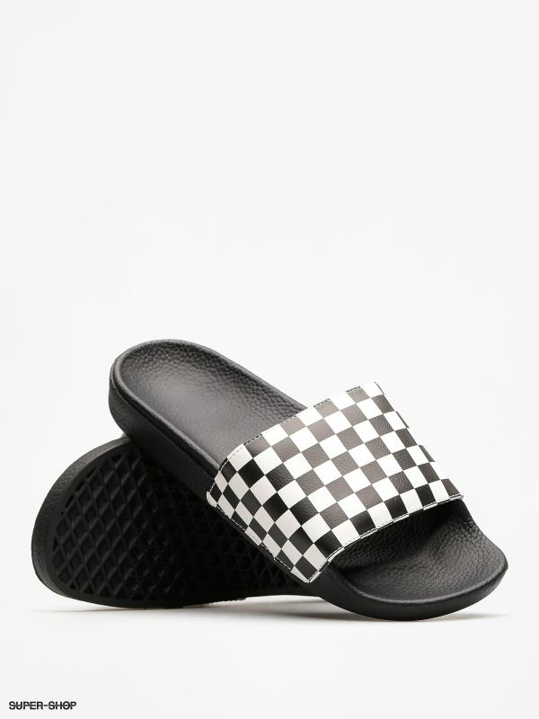 Harga Promo!!! Slide On Vans Checkerboard Sandal Vans Checkerboard Best Quality - ready stock