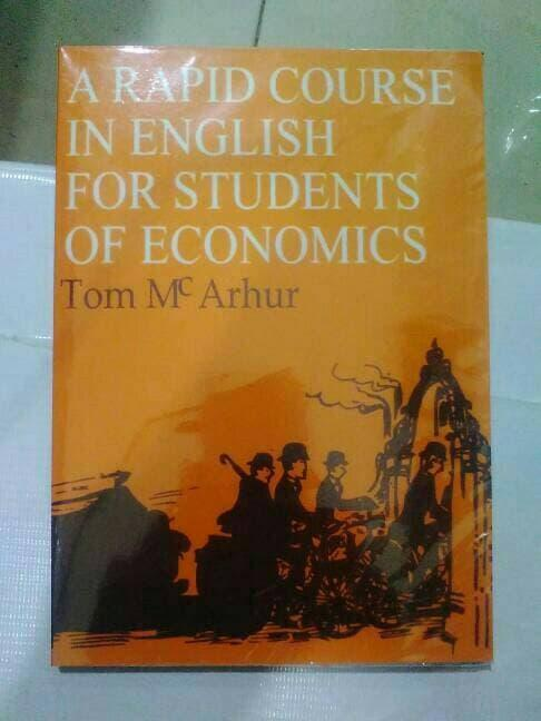 a rapid course in english for student of economics. tom mc arthur. gansabook 629