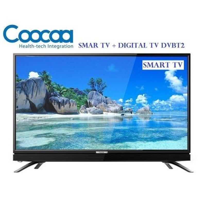 COOCAA 32S3A12G LED SMART TV WIFI -DIGITAL TV DVB-T2 32in USB MOVIE - FREE ONGKIR Sejabodetabek