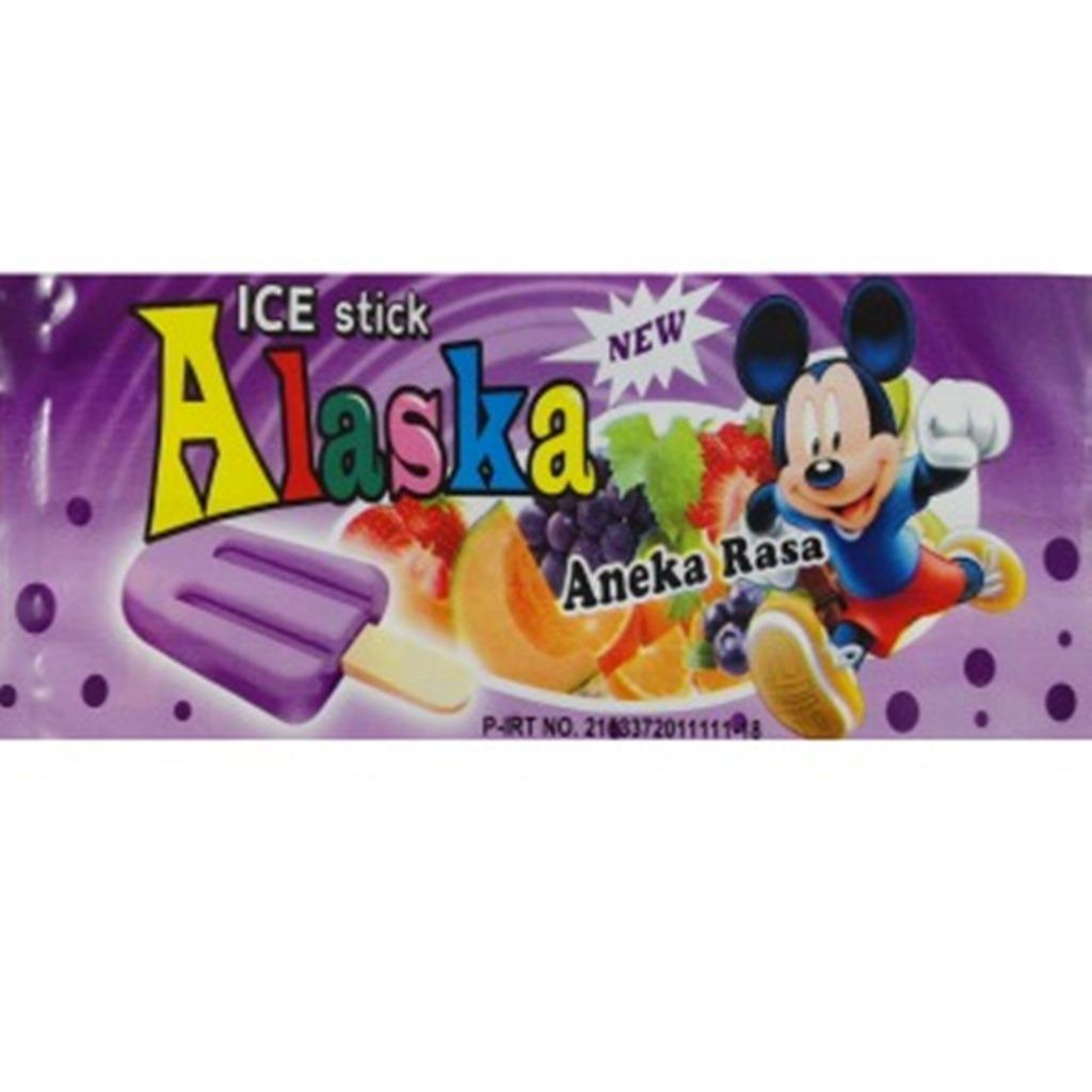 contoh kemasan es krim | jual kemasan es krim stik | macam-macam kemasan es krim | model kemasan es krim  Alaska Anggur