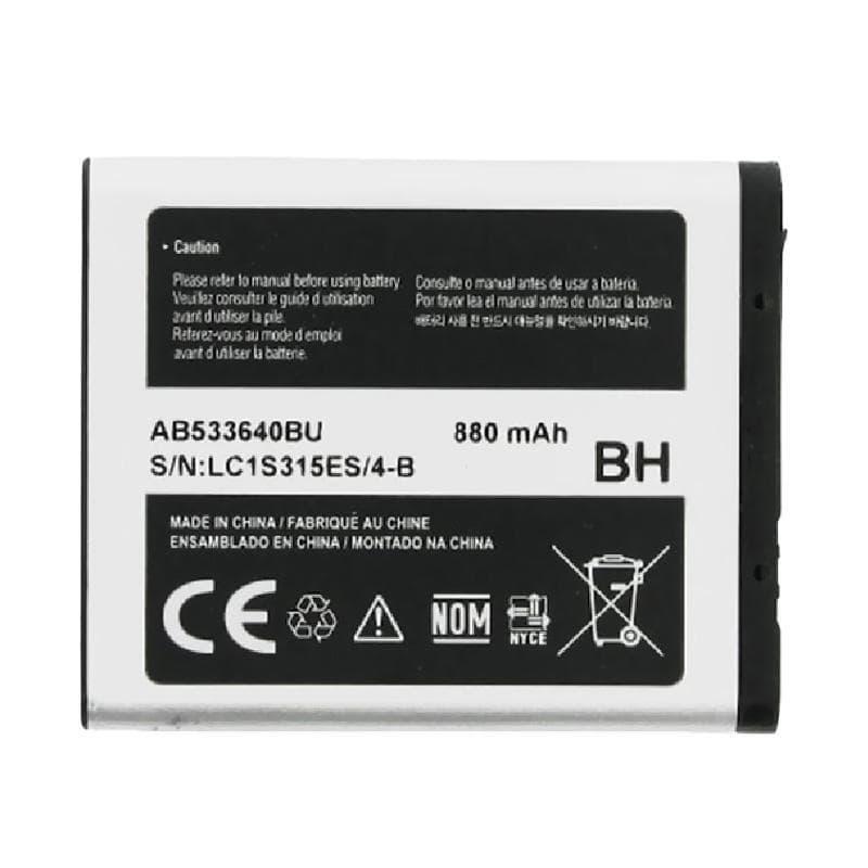 BATERAI SAMSUNG CORBY TXT - B3210 - J600 - B3310 OEM ORIGINAL 100% Genzatronik