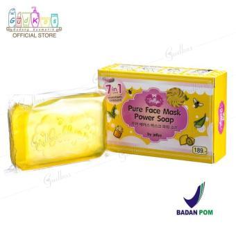 Pure Body Soap By Jellys Bpom Sabun Pemutih 100 Gram 1pc Daftar Source · Harga preferensial Jellys Pure Face Mask Power Soap beli sekarang Hanya Rp47 769