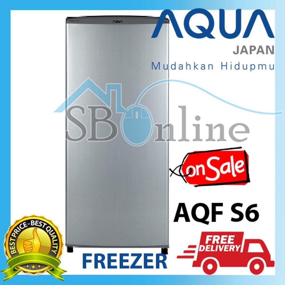 Freezer AQUA SANYO 6 Rak AQF-S6 Harga Pabrik