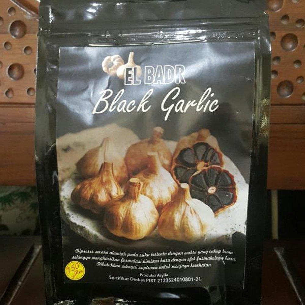 Herbal Bawang Hitam Manis 12kg Sweet Black Garlic 500gr Daftar Putih Tunggal 160 Gr Lanang El Badr 100 Gram Mengatasi Kolesterol Asam Urat Asli Termurah