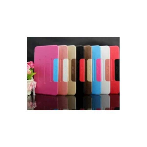 SARUNG LEATHER FLIP CASE COVER LENOVO A8-50 / Tab S2 A8 - 50 CASING