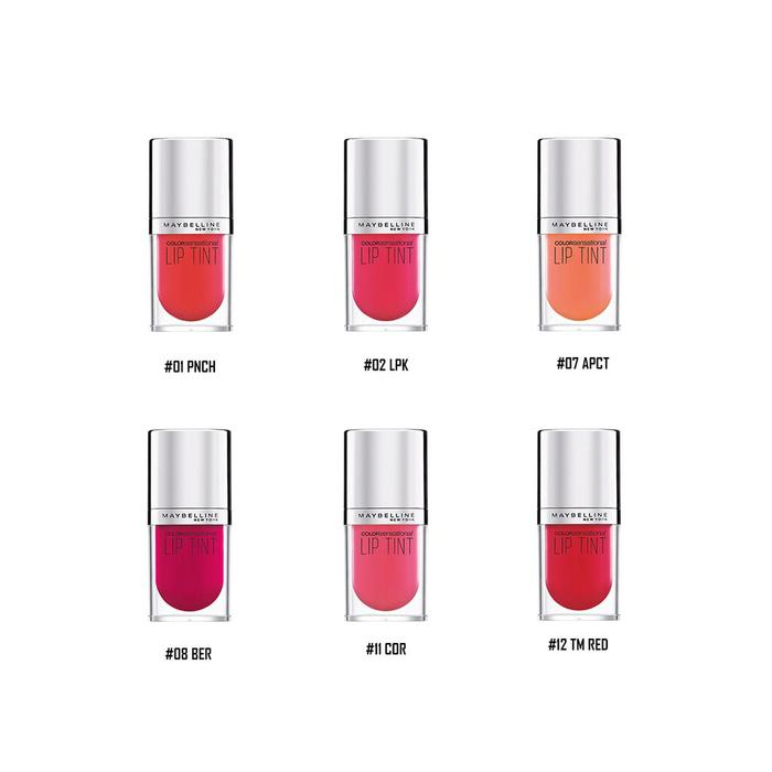 Best Seller Maybelline Color Sensational Lip Tint - Cykripye By Michaelia Collections.
