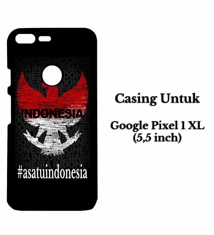 Casing HP GOOGLE PIXEL 1 XL Garuda satu indonesia Hardcase Custom Case Snitchshop