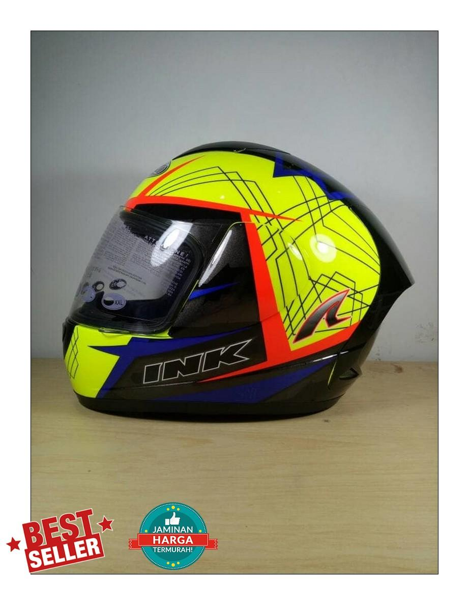 INK CL Max Yellow Fluo Blue Red Fluo