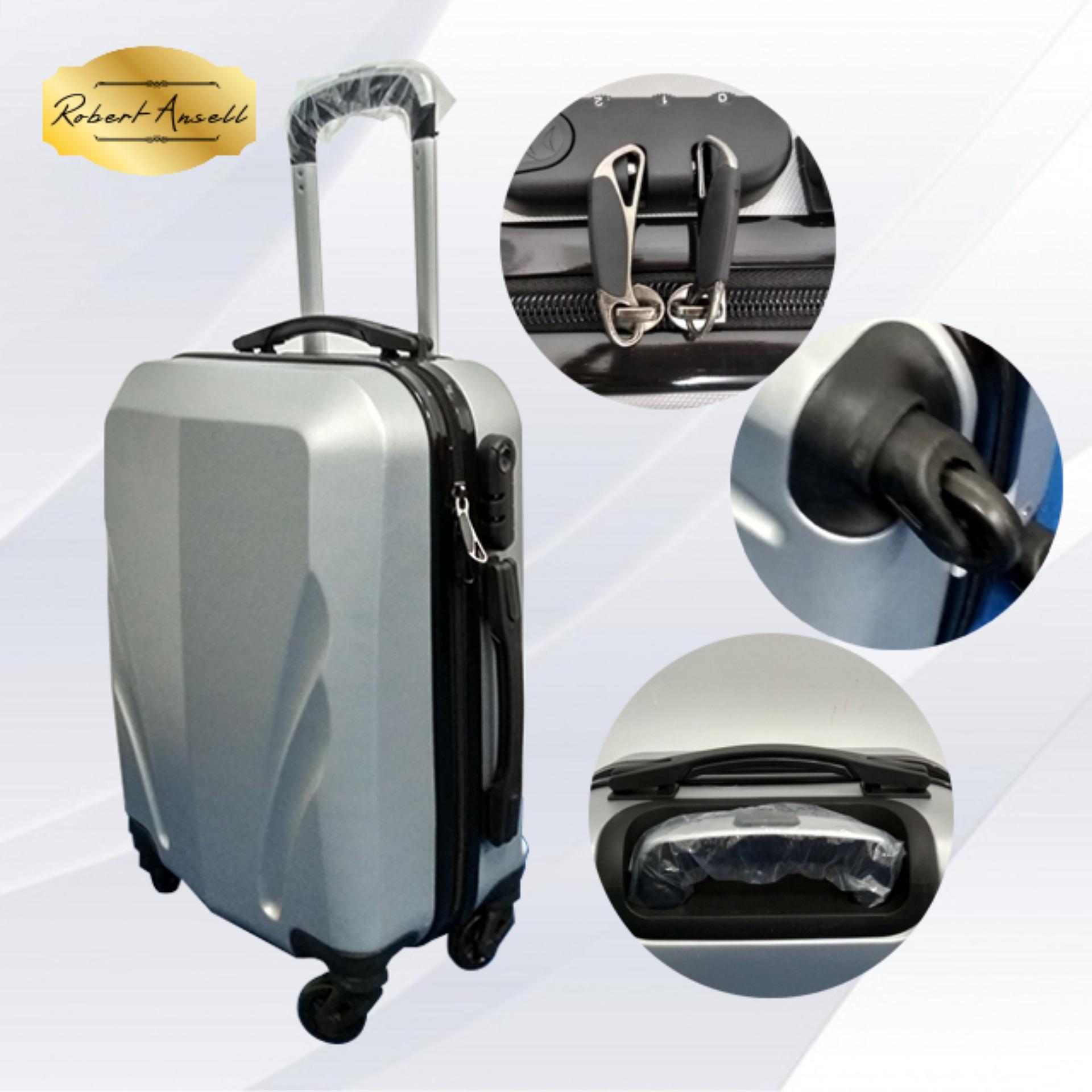 Polo Twin Hd 1608 Koper 20 24 Black Update Daftar Harga Terbaru Luggo Inch Stealth Silver Tas Hardcase Set