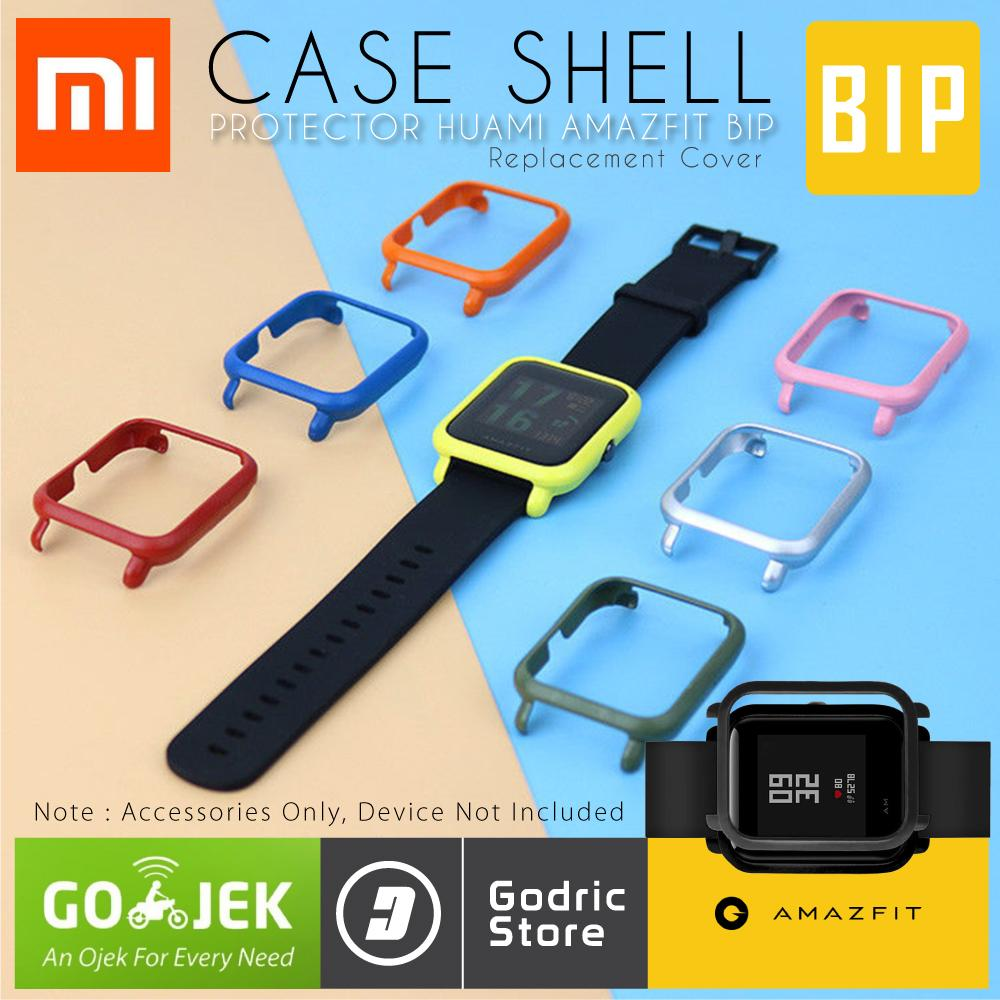 Buy Sell Cheapest Original Xiaomi Huami Best Quality Product Deals Amazfit Cor International Version Hitam Sikai Bumper Shell Case Screen Protector For Bip Lite Youth