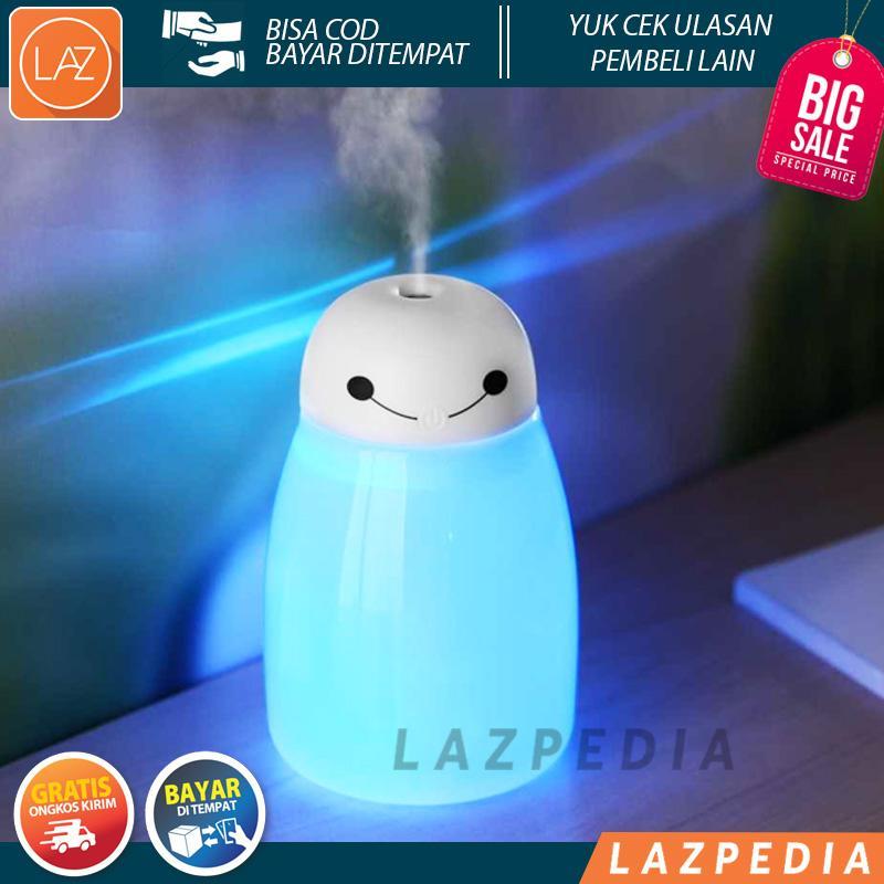 Laz Cod - Baymax Mini Led Rgb Humidifier Usb 400ml - Lazpedia By Lazpedia.