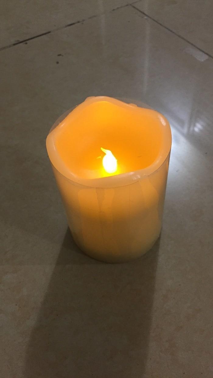 Lilin Eletrik / Lampu Hias Natal Malam Kudus Sembayang