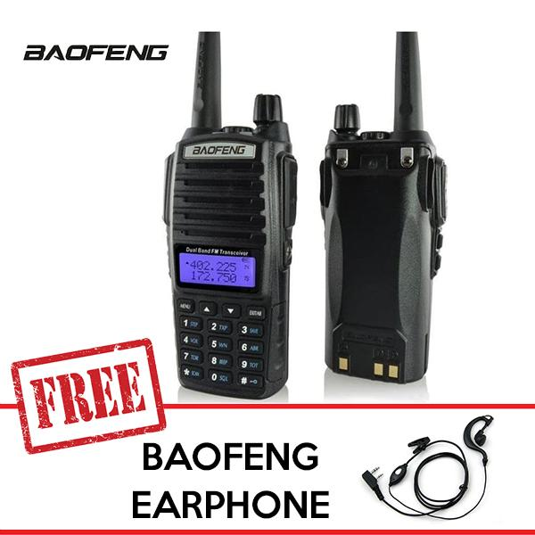 Baofeng Uv82 / Uv-82 Walkie Tlakie Ht Radio By Onixxes