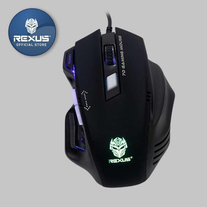 Rexus Mouse Gaming Xierra G7
