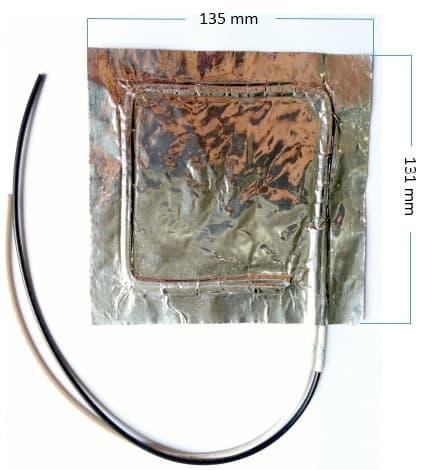 Elemen Pemanas Tipe Kabel/Heater Tutup Atas Persegi RICE COOKER