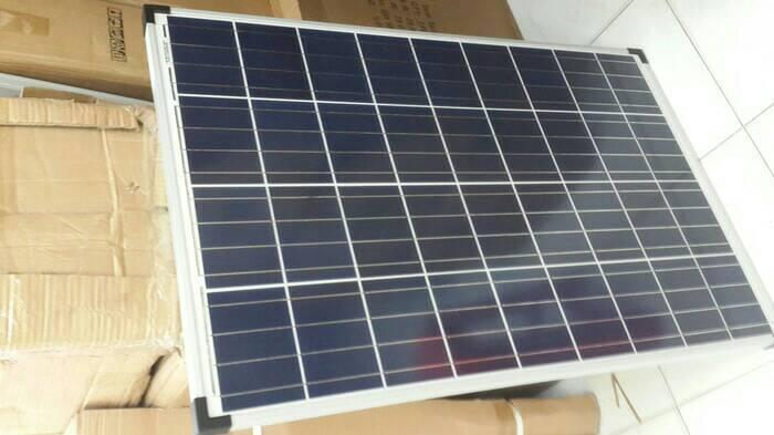 Solar Panel / Solar Cell / Panel Surya Dekade 100 wp Poly