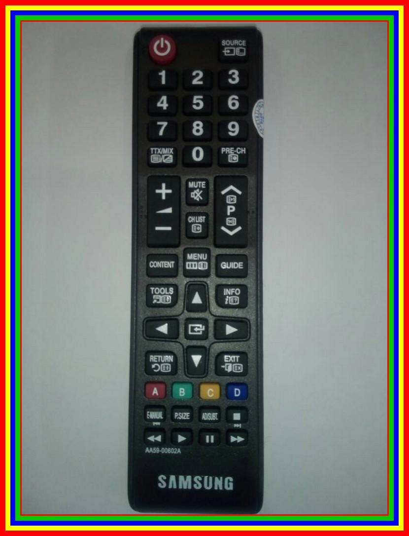 Remot Remote TV LCD LED Samsung Aa5900602A KW