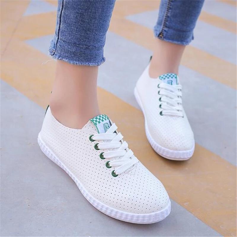 Kiss Shopp-Spatu Sneakers jaring RN