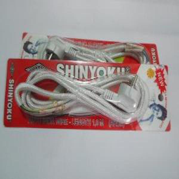 Shinyoku Kabel Setrika isi 3 kabel