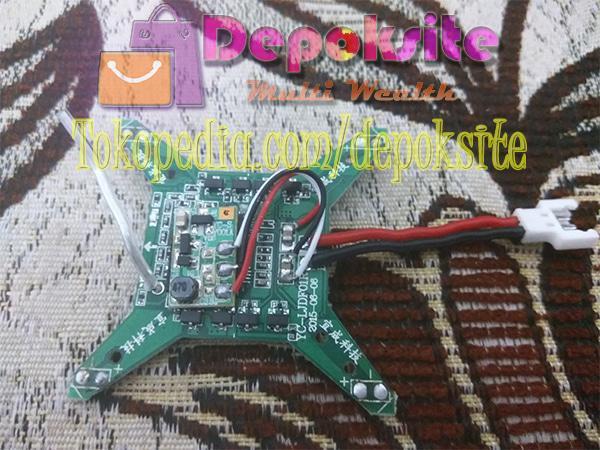 Berkualitas PCB Receiver Mother Board Machine Spare Parts For JJRC H2 - APjxrZ