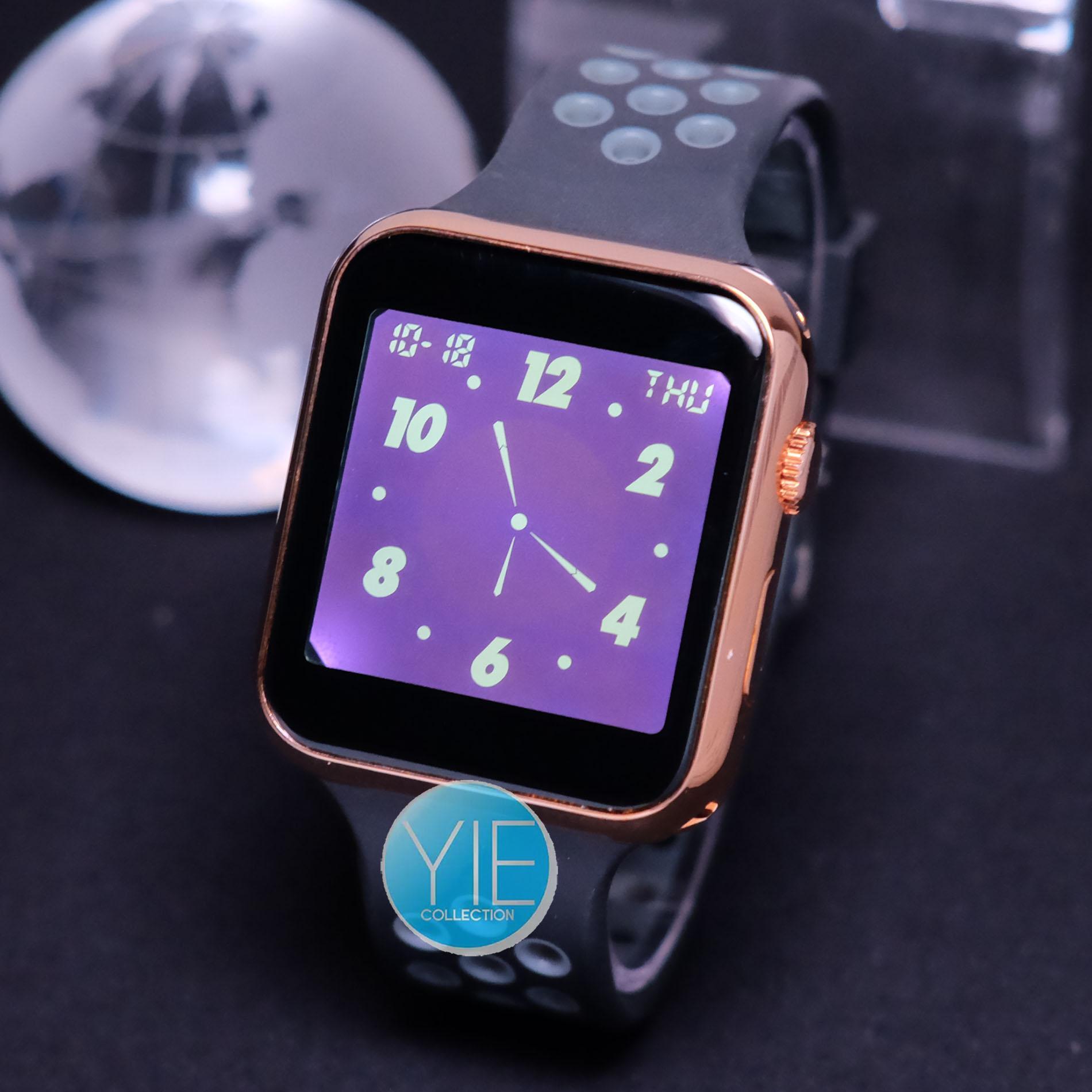 Digitec Jam Tangan Touchscreen Unisex (Pria dan Wanita) Dual Time Original Tahan Air (
