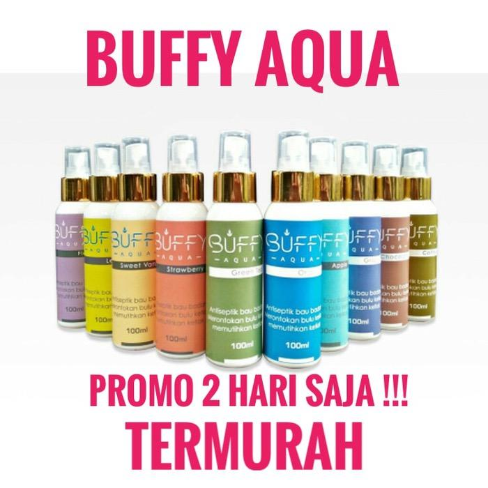 Buffy Aqua Antiseptik 100 Ml By Aufaz.