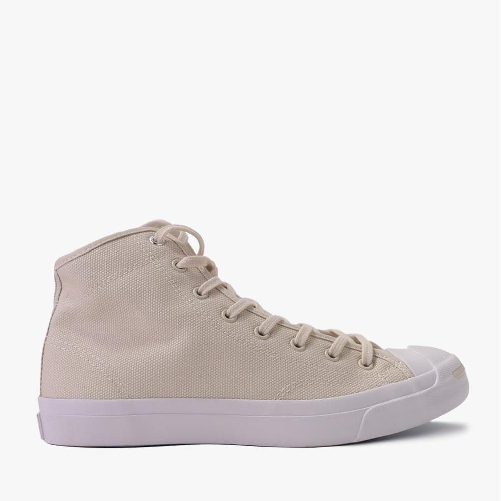 Converse Jack Purcell LTT Mid Men's Sneakers Shoes - Putih