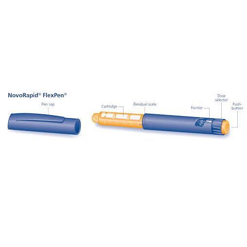 Rp 127.900. Novorapid FlexPen Insulin Aspart Penurun Gula Darah Diabetes Insuline Suntik Untuk Penderita Kencing Manis Reaksi Cepat Asli ...