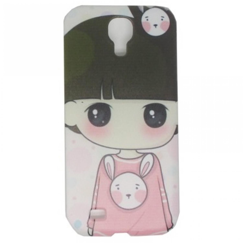 Painting Phone Plastic Case for Samsung Galaxy S4 Casing HP Murah Terbaru