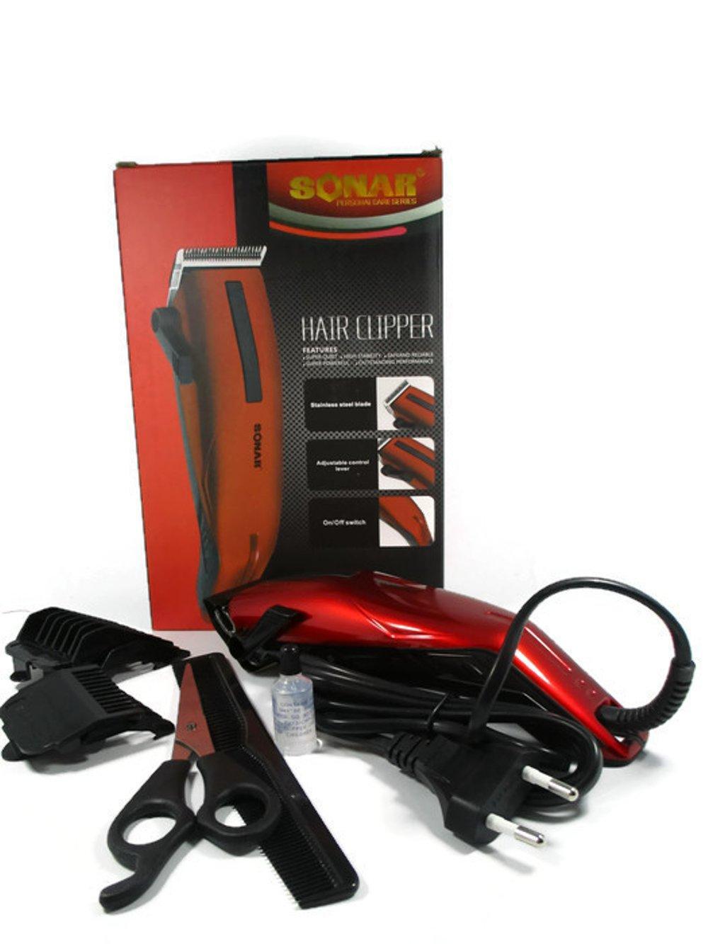 Original Alat Cukur Rambut Sonar SN 103 Mesin Cukur Rambut Hair Clipper  Alat Pangkas Rambut Sonar 5ed2f6f025