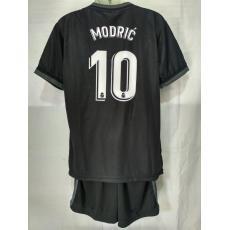 Jersey Anak Setelan Modric Real Madrid Hitam