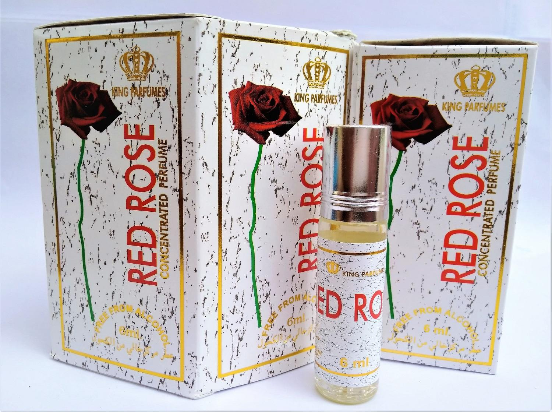 Buy Sell Cheapest Parfum Al Raehan Best Quality Product Deals Arab Zahrat Hawai 6pcs Minyak Wangi Roll On Red Rose 6ml 6 Pcs