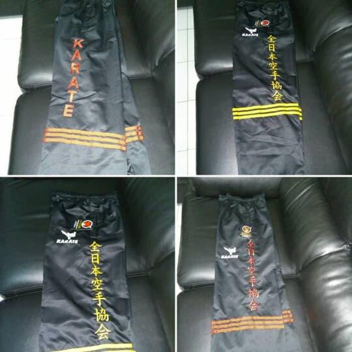 HARGA PROMO!!! Celana training panjang karate latihan sporty senkaido - 5gzmzR
