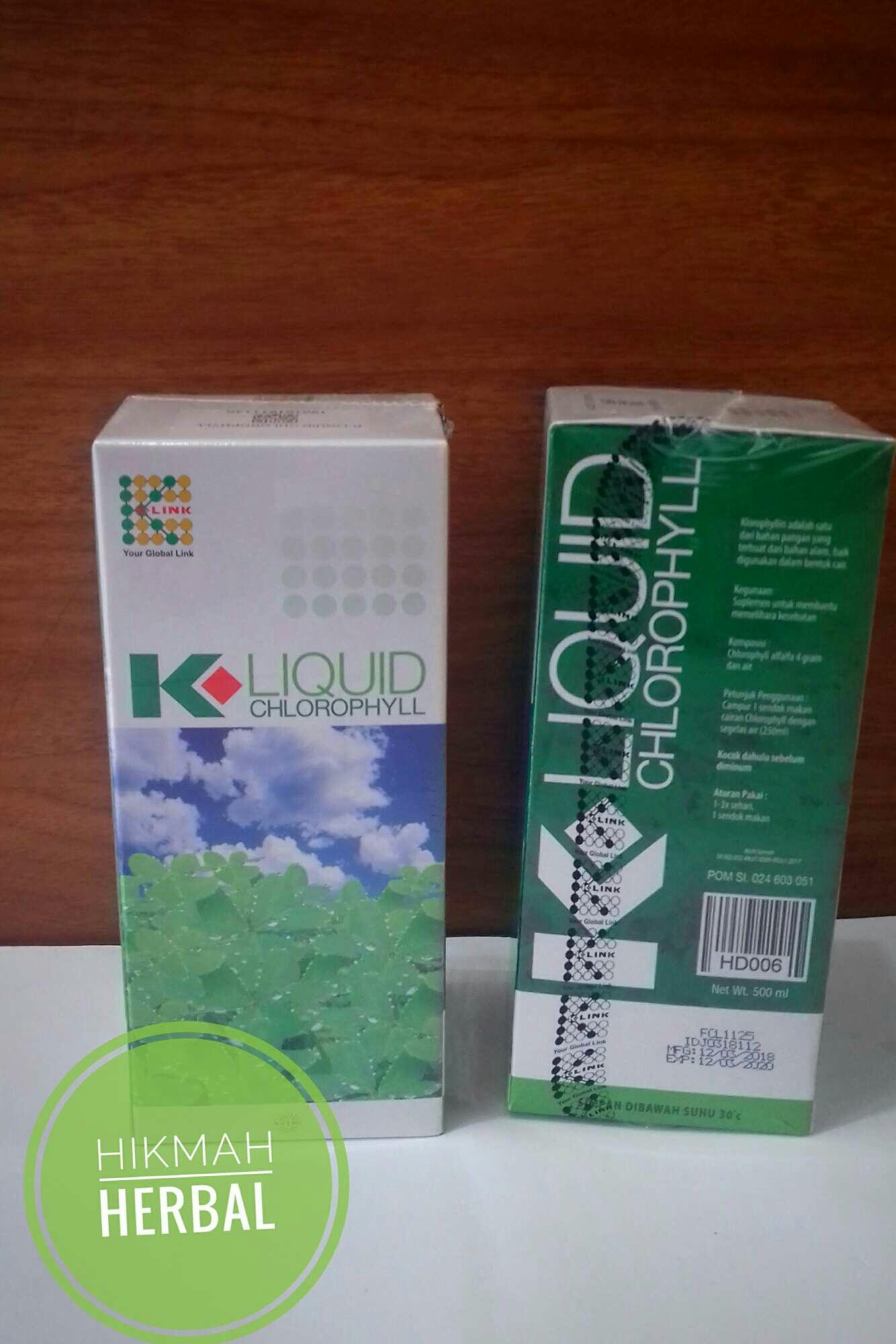 Buy Sell Cheapest Klorofil 500 Ml Best Quality Product Deals Shoap