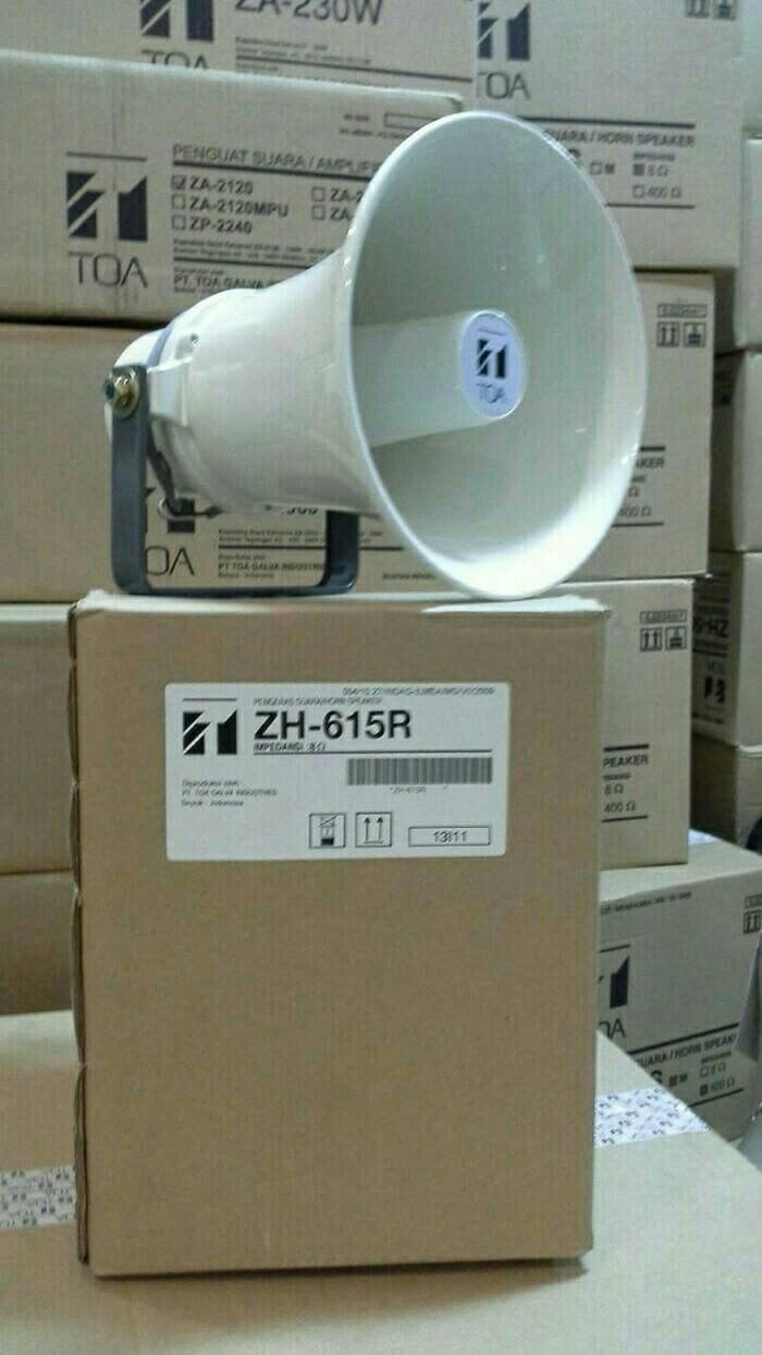 Hot Promo CORONG TOA 615R TOA 615 R TOA ZH 615R TOA ZH-615R TOA ZH 615 R ASLI