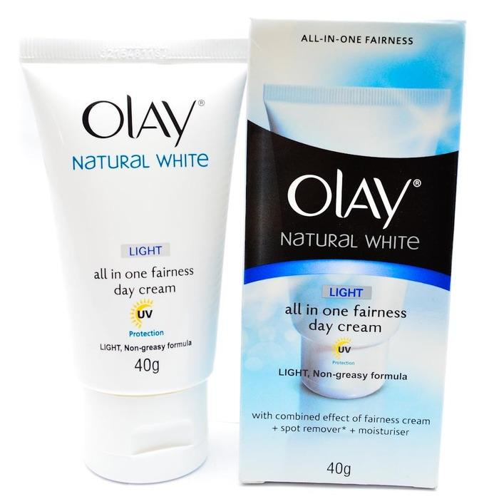 Olay Natural White All In One Fairness Day Cream 40gr