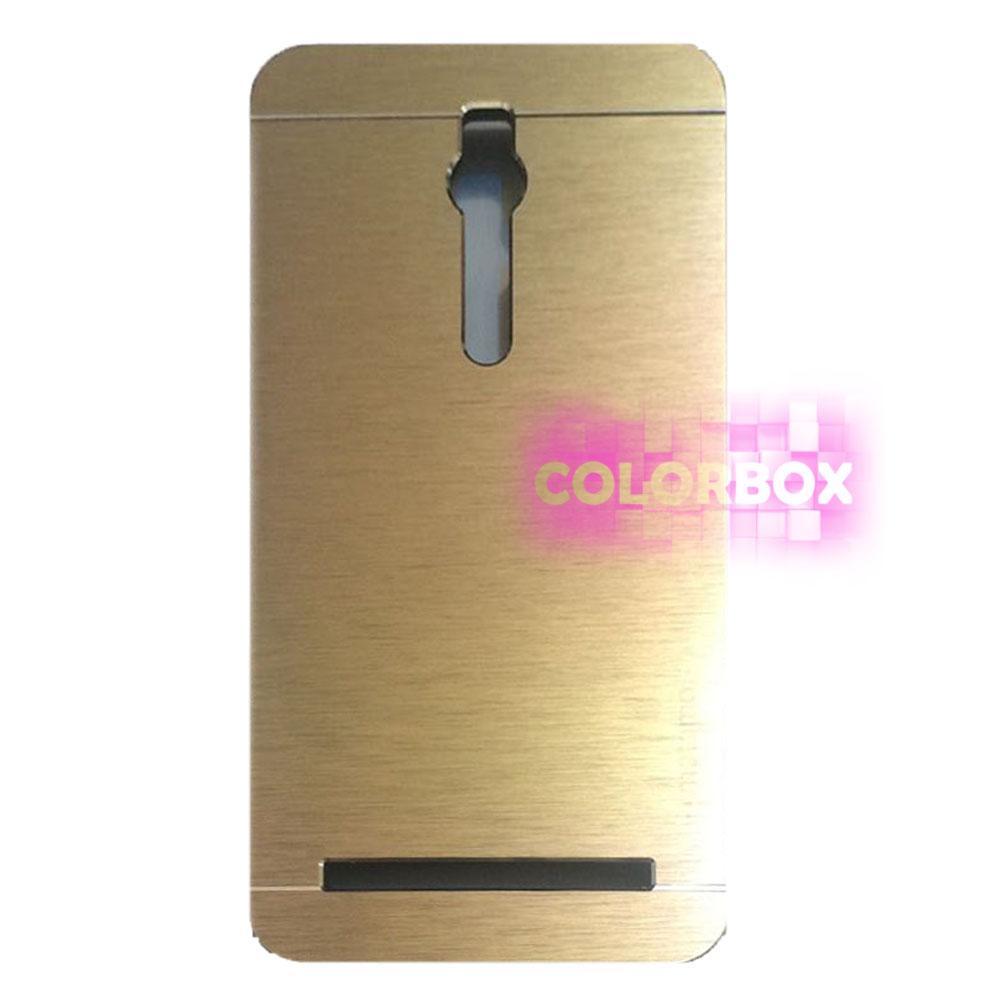 Beli Backcase Asus Zenfone 2 Store Marwanto606 Backdoor 55 Back Cover Ze551ml Tutup Belakang Motomo Hardcase Ino Metal Gold